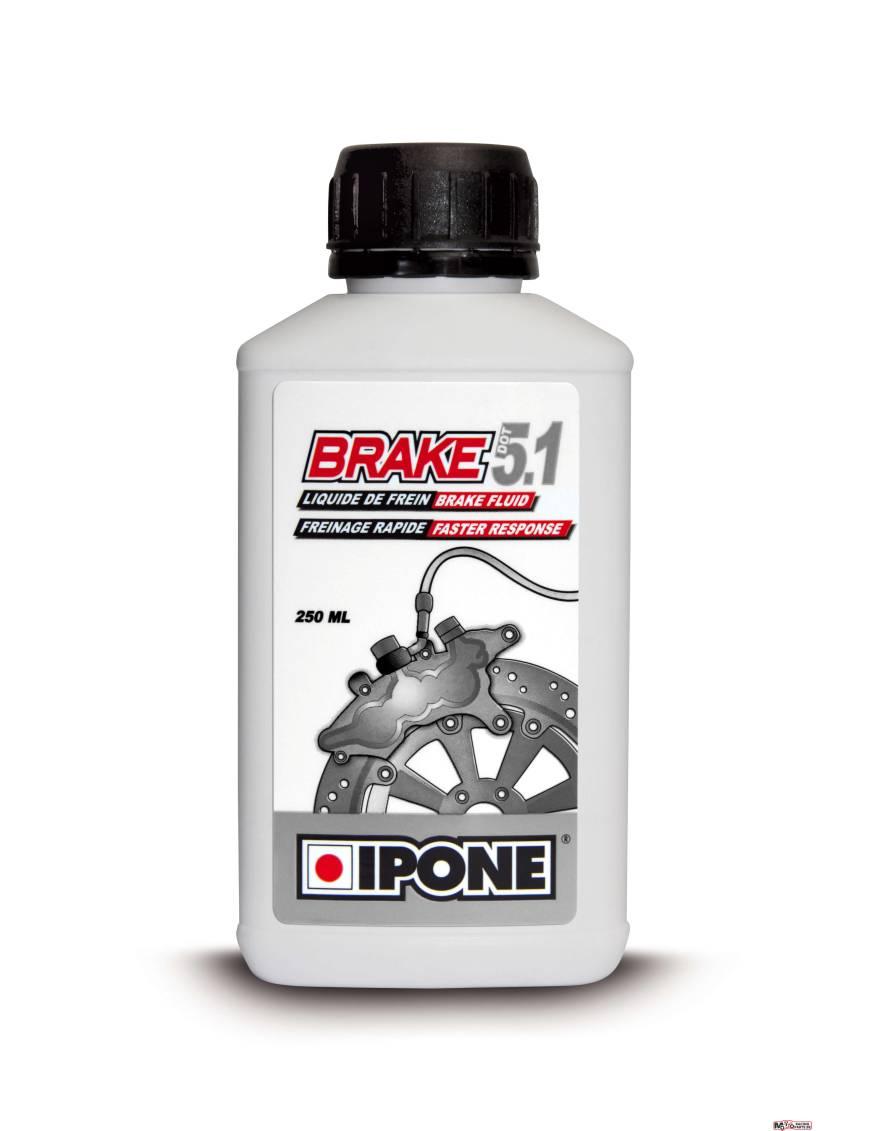 Liquide de frein Ipone DOT 5.1 250ml