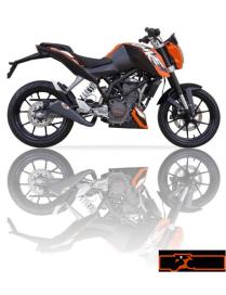 Silencer IXIL X55 Ducati Monster 696 08/12