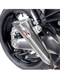 Silencieux Ixil X55 Kawasaki ER6 2012