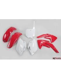 Kit plastique UFO Honda CRF150 2007 à 2015