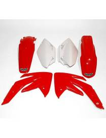 Plastic kit UFO Honda CRF150 2007 to 2015