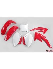 Kit plastique UFO Honda CRF450 2005 à 2006