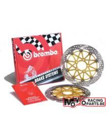 Paire de disques de freins Brembo HPK 320mm Honda CBR 600 RR 03/11 - CBR 1000 RR 04/07