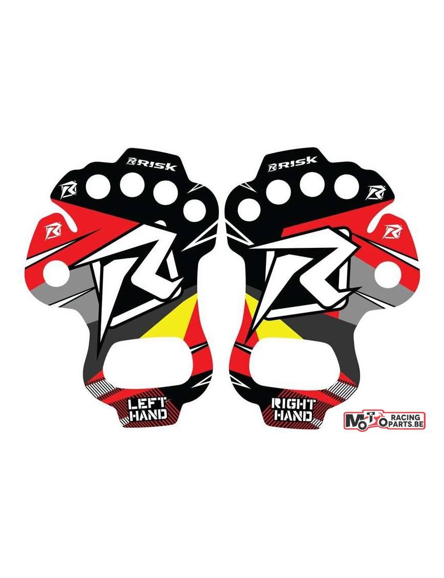 Sous gants anti-ampoules Risk Racing Moto et Motocross