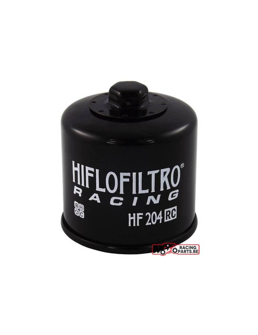 Racing oil filter HF204RC Honda / Kawasaki / MV agusta / Yamaha