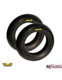Set de pneus PMT Slick 90/90/10 - 100/85/10