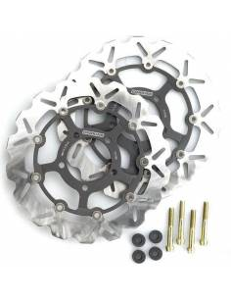 Kit disques avant Braking Oversize SK2 Suzuki GSX-R 600 / GSX-R 750 / GSX-R 1000