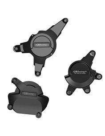 Kit protection carters moteur GB Racing Honda CBR1000RR / CBR1000RA Fireblade