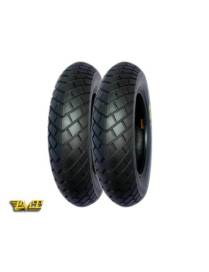 Set of PMT Rain tyres 90/90/10 - 100/85/10 Super Soft