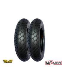 Set of PMT Rain tyres 90/90/10 - 100/85/10 Super Soft