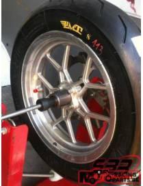 "Tyre PMT ""Blackfire"" 100/90/12"