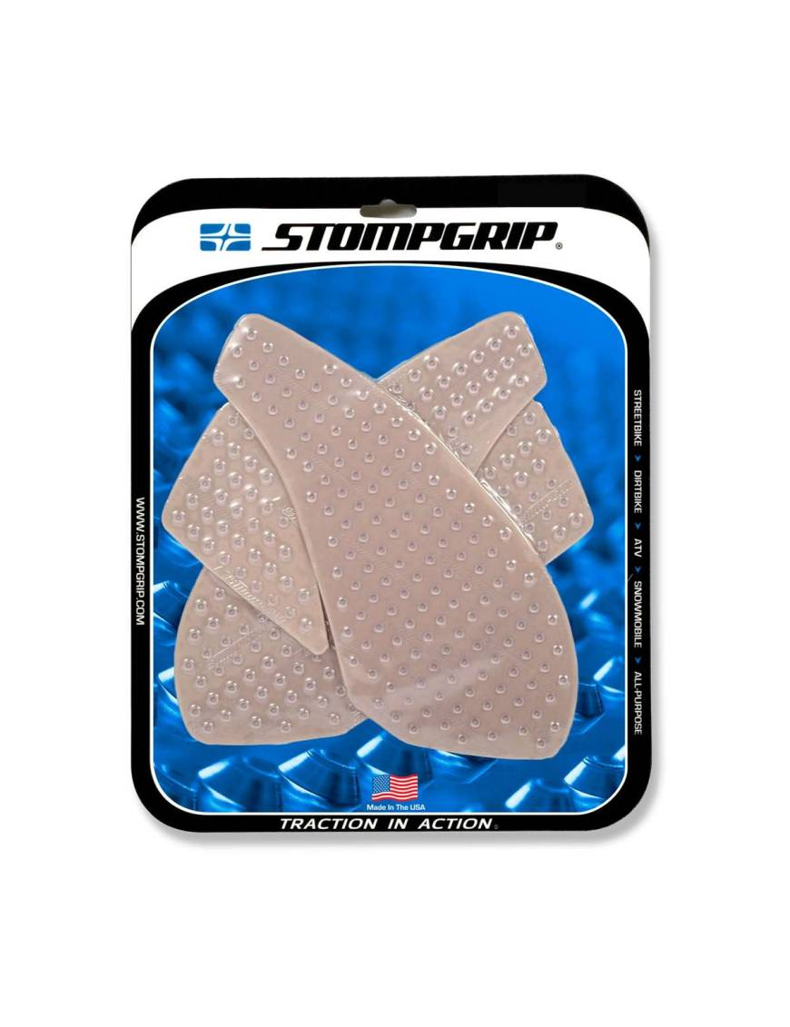 Stompgrip Traction Pads Kawasaki ZX6R 2007 à 2008