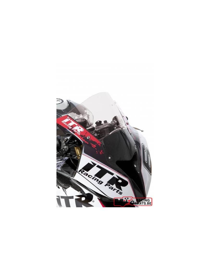 Bulle transparente ITR Racing Kawasaki ZX-6R 09/16 - ZX-10R 08/10