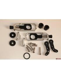 Chain adjuster ITR Kawasaki ZX-6R 2005 to 2012