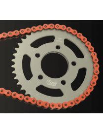 Transmission chain ITR Racing reinforced colors - Serie 520