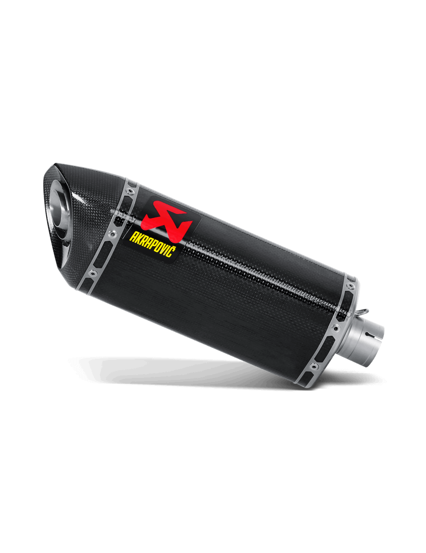 Akrapovic Slip-On Carbon Yamaha YZF-R6 2006 to 2016