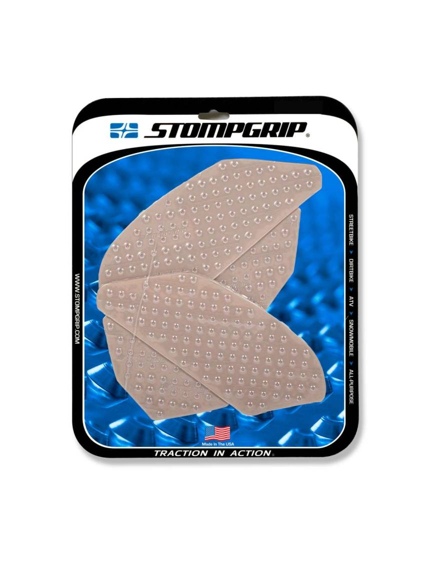 Stompgrip Traction Pads Yamaha R1 2007 à 2008