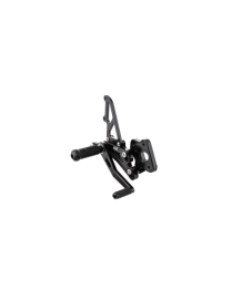 Multi adjustable rear sets ITR Racing type 2 Suzuki GSX-R 600/750 2011 to 2016