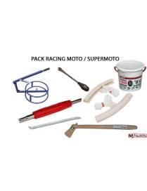 Pack démonte pneu racing Moto/Supermoto