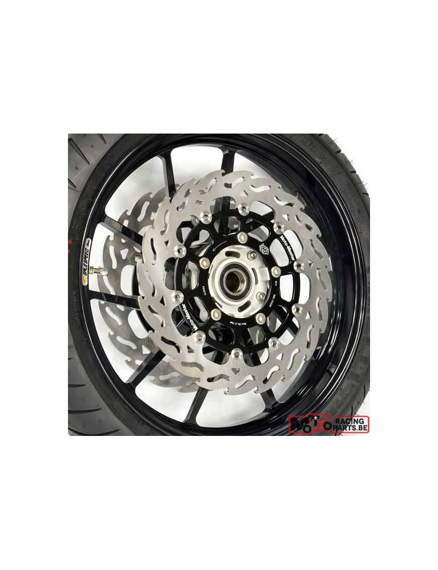Set of floating brake discs 320mm Moto-Master Honda CBR1000 RR 2008 à 2015