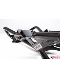 Arrière cadre aluminium DB Holders Ducati 848/1098/1198 2007 à 2011