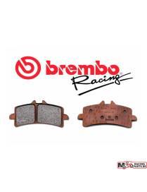 Plaquettes de frein racing Brembo M538Z04