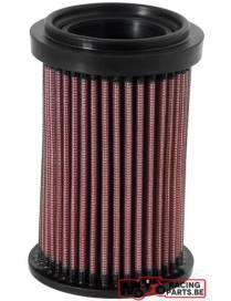 Filtre à air K&N Ducati 696/795/796/821 Monster - 1100 Hypermotard