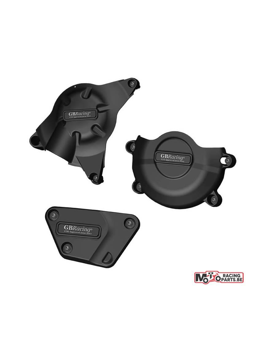 Kit protection carters moteur GB Racing Yamaha YZF-R6 2006 à 2016