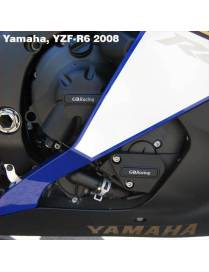 Protection carter embrayage GB Racing Yamaha YZF-R6 2006 à 2016