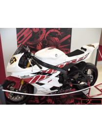 Kit carénages piste 5 pièces Motoforza Yamaha YZF-R6 2006 à 2007