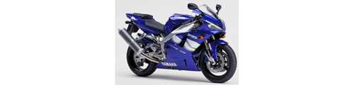 Spare parts Yamaha YZF-R1 2000 to 2001